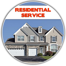 residential irrigation repair & installation services