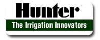 hunter drip lines and sprinkler equipment
